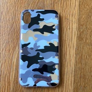 Camo iPhone XR case
